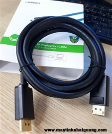 Cáp Displayport to Displayport 1,5M Ugreen UG-10245